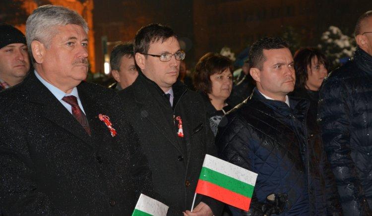 Социалисти от гр. Бяла: Длъжни сме да отстояваме националния идеал за свободна и силна България