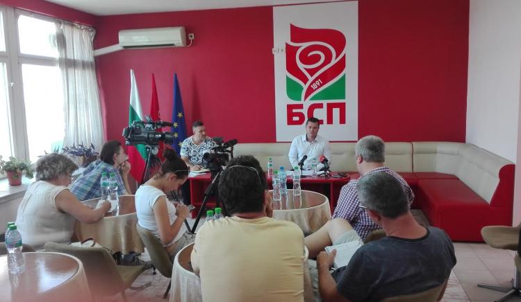Пенчо Милков: Наши законопроекти бяха отхвърлени от мнозинството