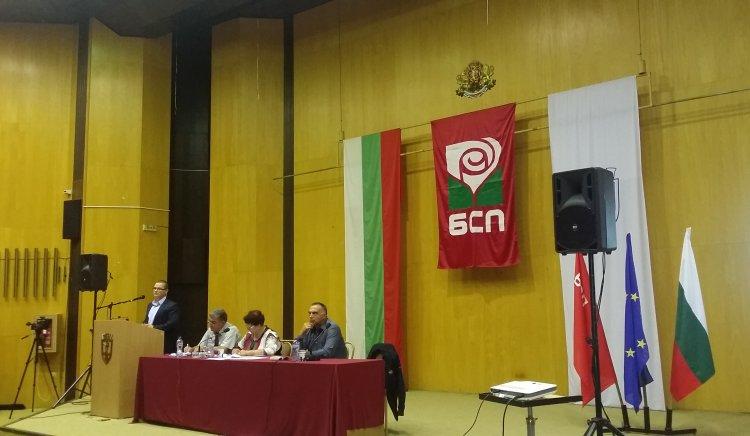 Божидар Йотов е кандидатът, издигнат от БСП за кмет за Русе