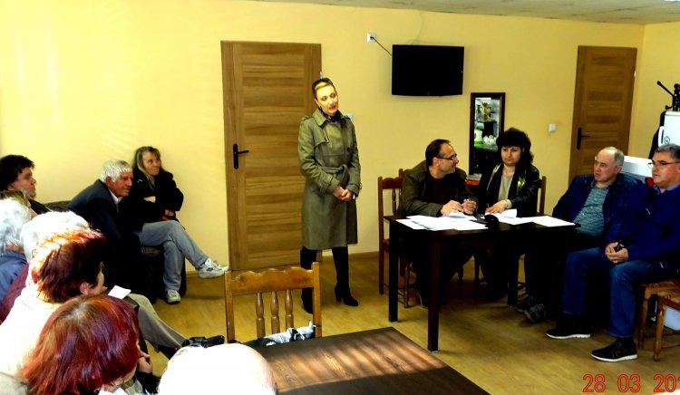 Проведе се общо събрание в община Ветово, област Русе