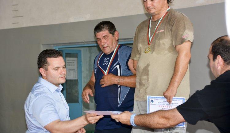 Пенчо Милков: Ще работим за активното включване на хора с увреждания в живота на държавата